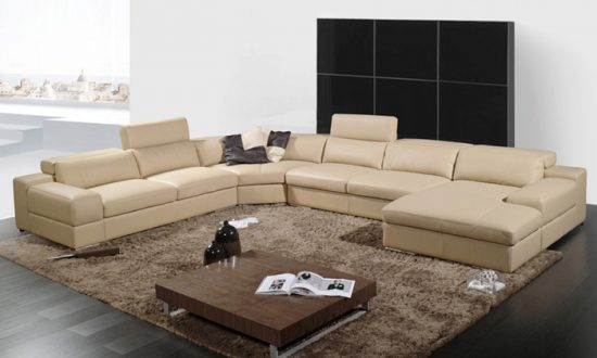 2016 Best big sofa designs to increase your room coziness and beauty