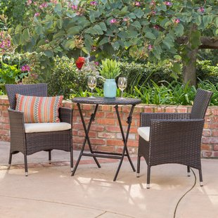 Sousa 3 Piece Bistro Set