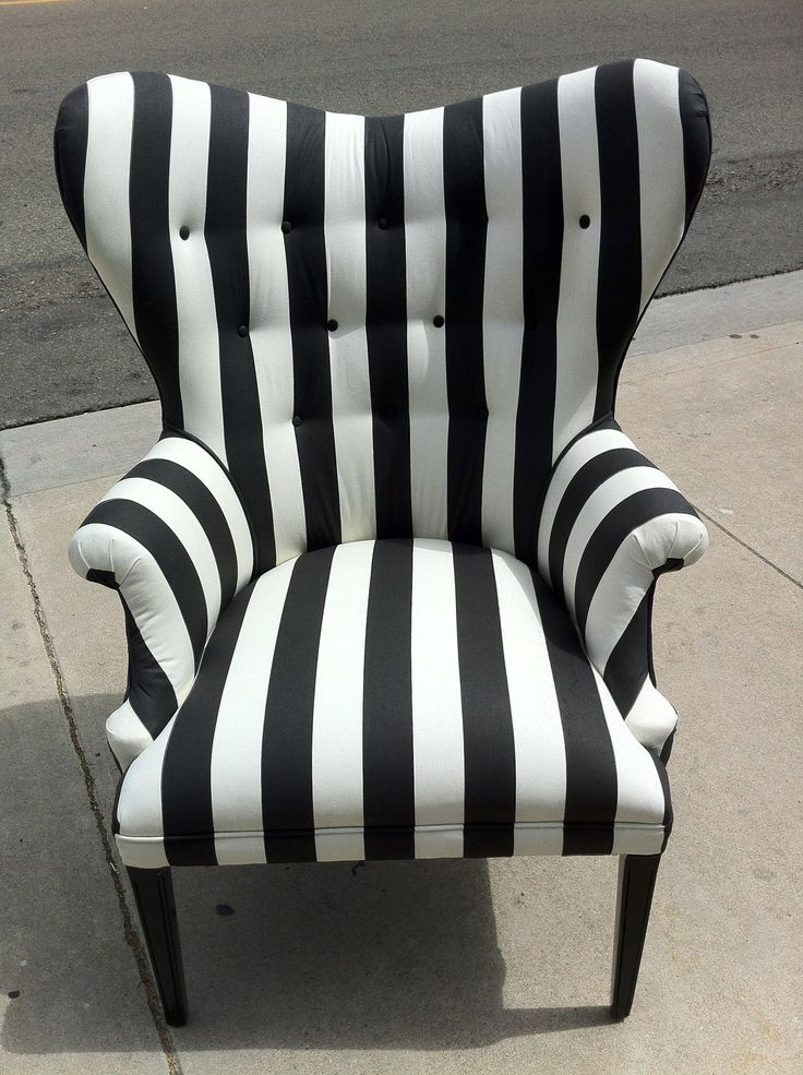 Image of: Black And White Chairs On Pinterest