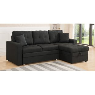 Inessa Reversible Sleeper Sectional