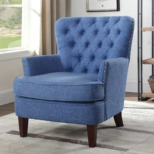 Blue Accent Chairs You'll Love | Wayfair