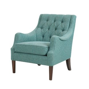 Teal Blue Armchairs | Wayfair
