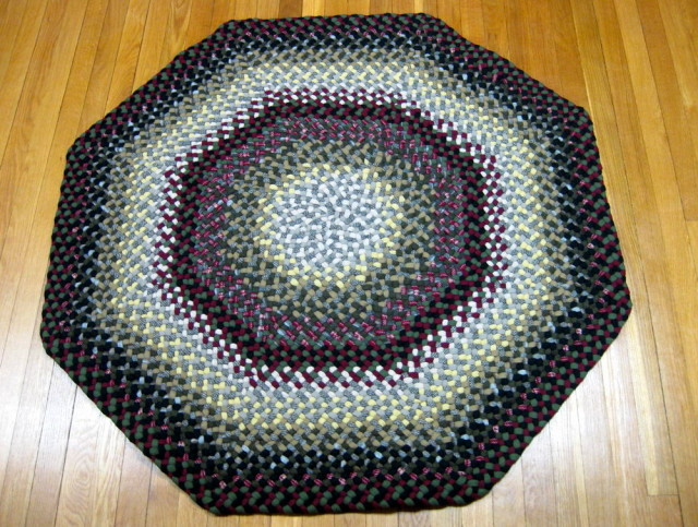Hand Braided Rugs How To Make