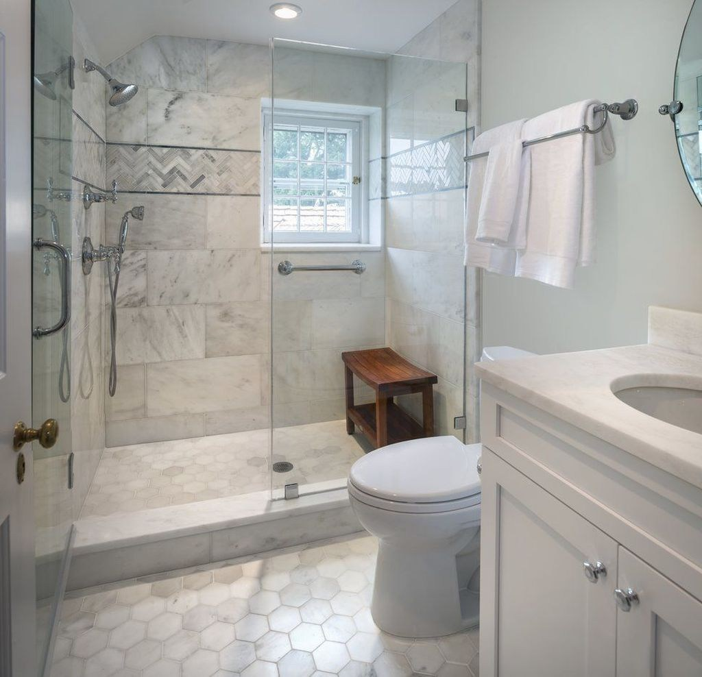 52 Brilliant Bathroom Design Ideas For Small Spaces - MYHOMISH