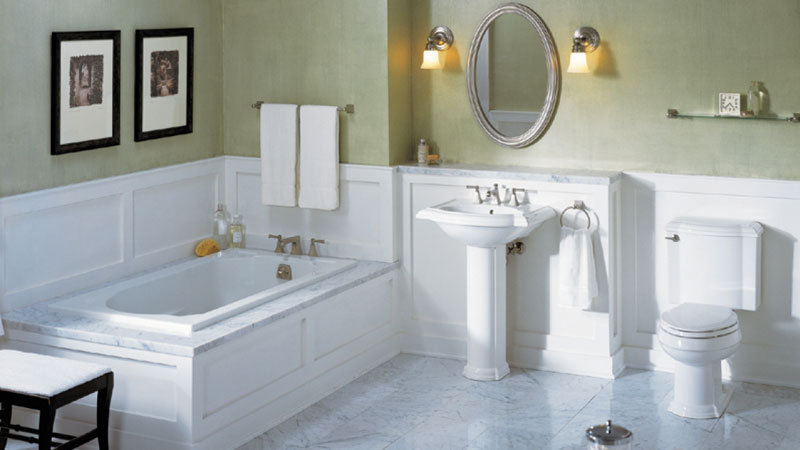 5 Tips for A Brilliant Bathroom on a Budget | Ay-Up Home Furniture