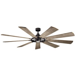 Light Kit Included No Ceiling Fans You'll Love | Wayfair