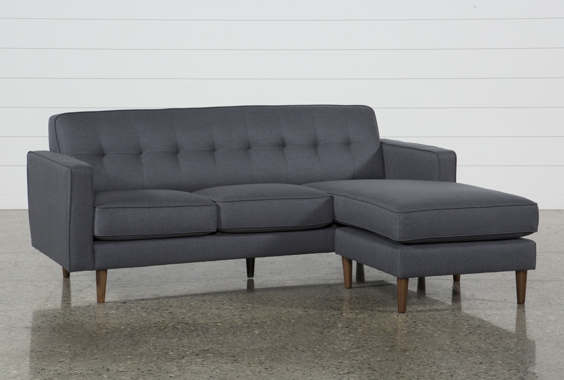 London Dark Grey Reversible Sofa Chaise (Qty: 1) has been successfully  added to your Cart.