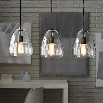 Duo Walled Chandelier - 3-Light | For the Home | Pinterest | Kitchen