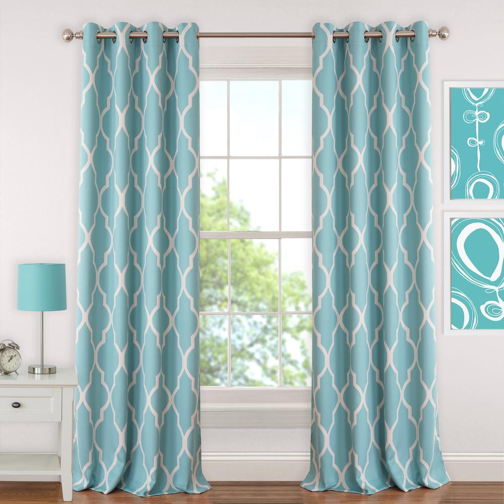 Elrene Emery Kids Blackout Window Curtain