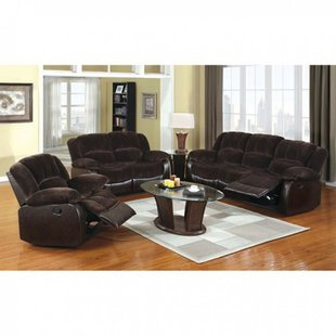 Sirabella Alluring Transitional Style Comfy Reclining Loveseat
