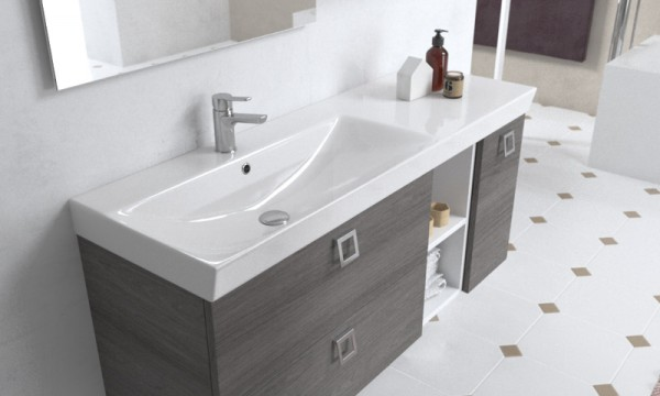 We offer a wide selection of modern and contemporary bathroom vanities  suitable for master bathrooms, kids bathrooms, guest bathrooms, and powder  rooms from