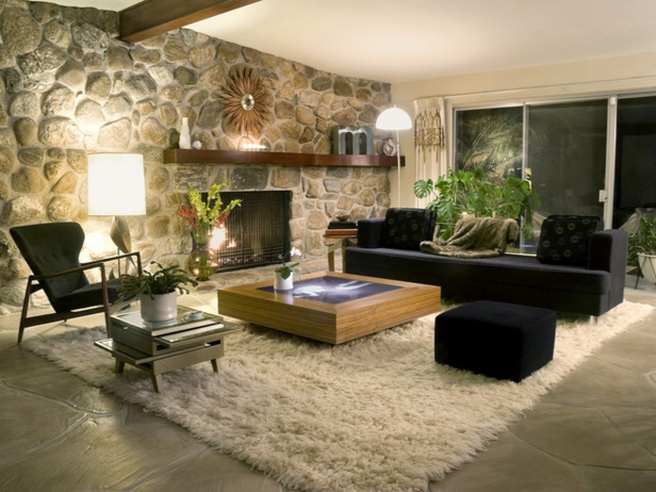 The advantages of the modern house decor