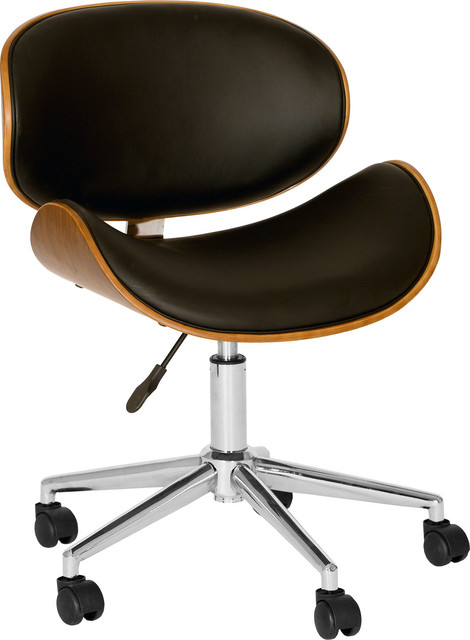Daphne Office Chair, Black
