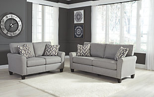 large Strehela Sofa and Loveseat Set, , rollover