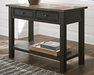 large Tyler Creek Sofa/Console Table, , rollover