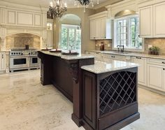 81 Custom Kitchen Island Ideas (Beautiful Designs)