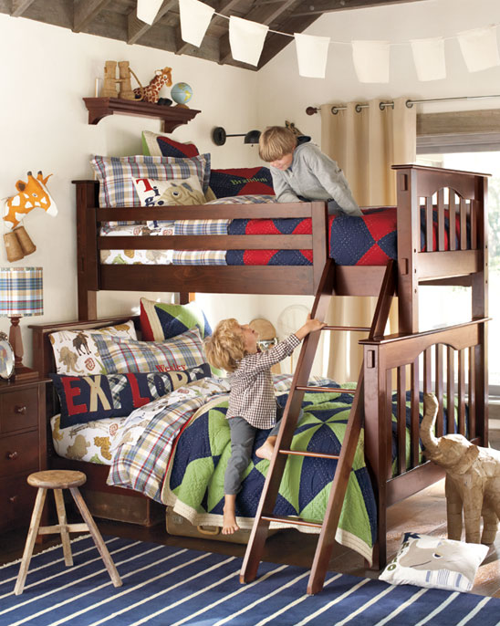Choosing Furniture for a Shared Bedroom