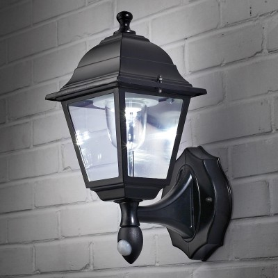 Wireless Motion-Activated Outdoor Wall Sconce