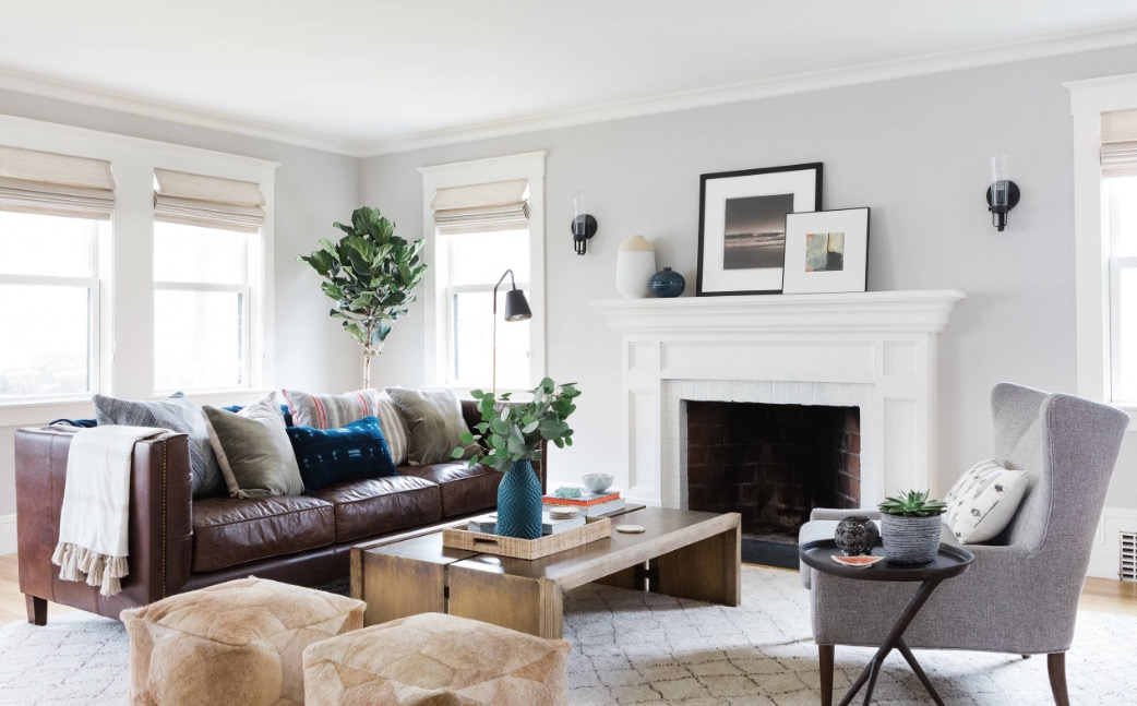 Keep an eye on the proportion of your furniture. Image: Thayer Design Studio
