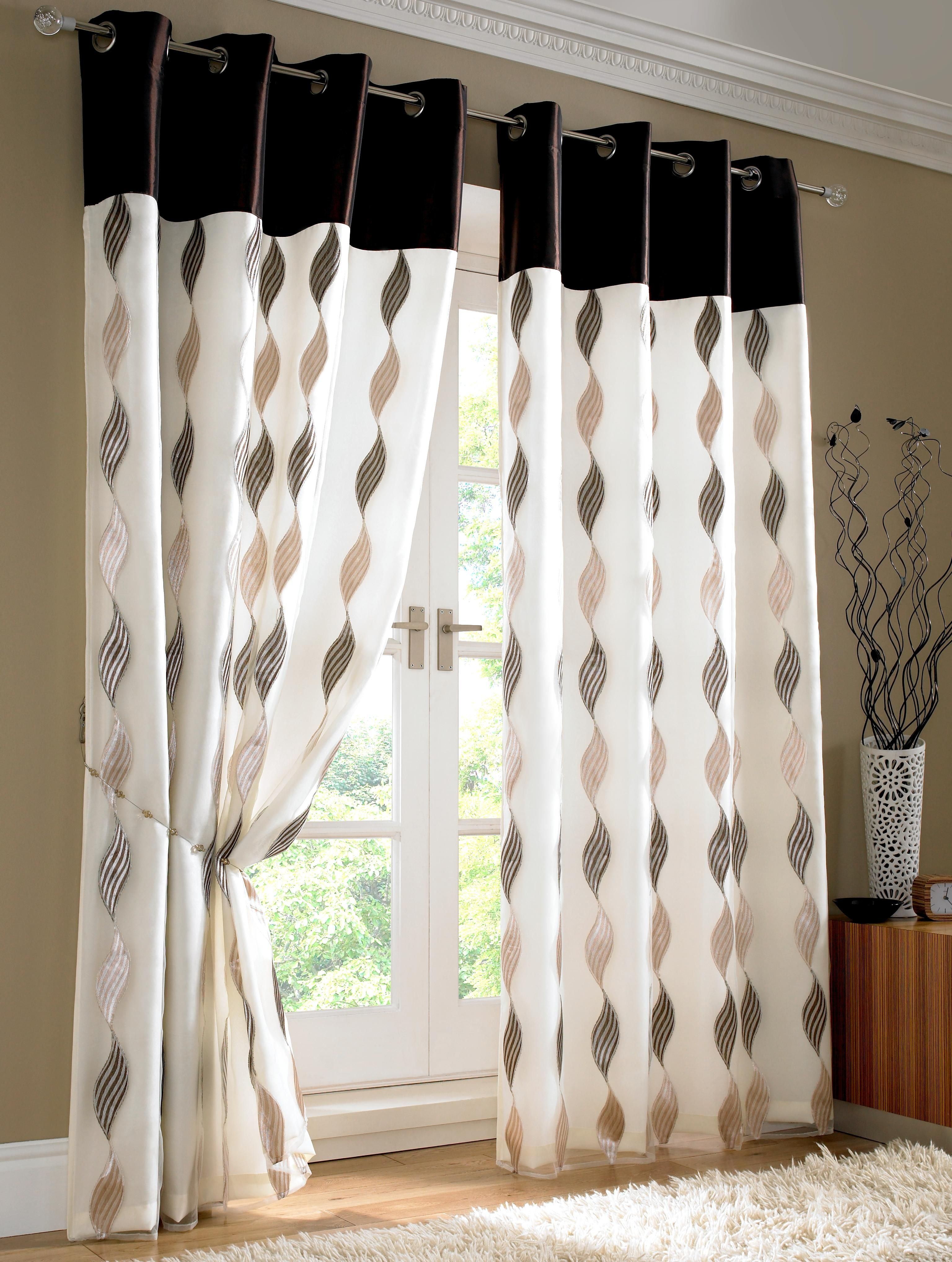 When buying Designer Curtains | Drapery Room Ideas