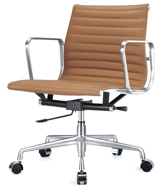 Designer Office Chairs Masters Office Chair Brown Leather Designer