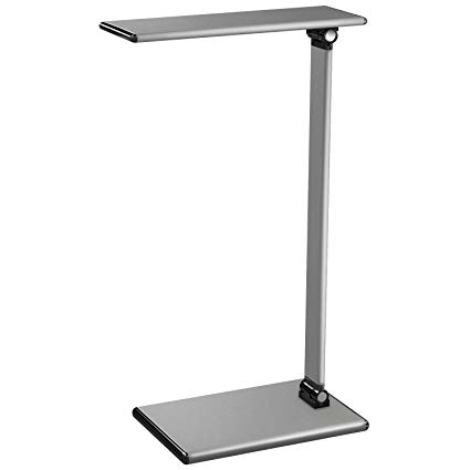 MoKo LED Desk Lamp, 8W Eye-Care Smart Touch Control Table Lamps with Rugged