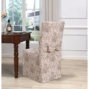 Box Cushion Dining Chair Slipcover