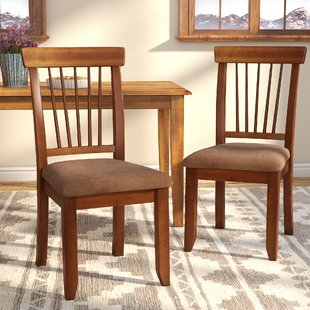 Solange Upholstered Dining Chair (Set of 2)