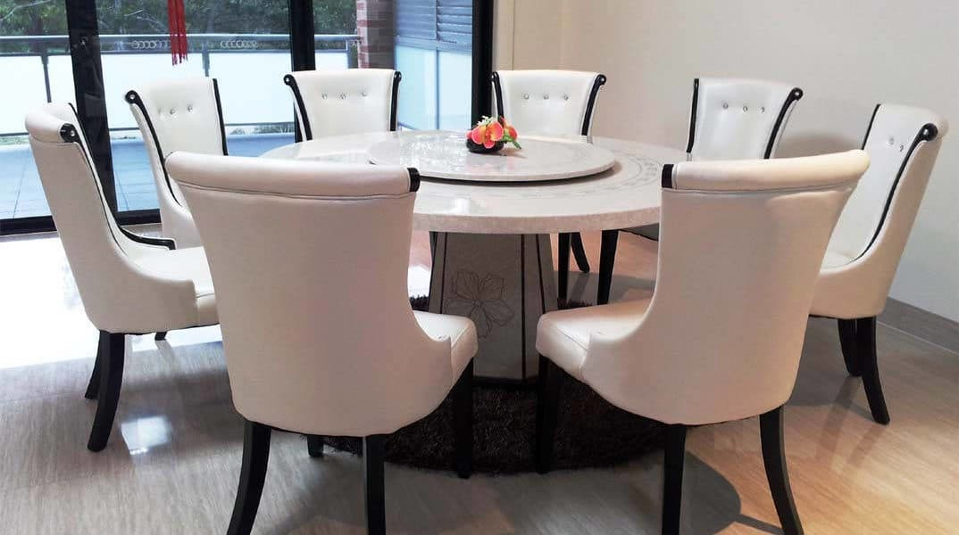 Marble Dining Table Design Ideas, Cost and Tips