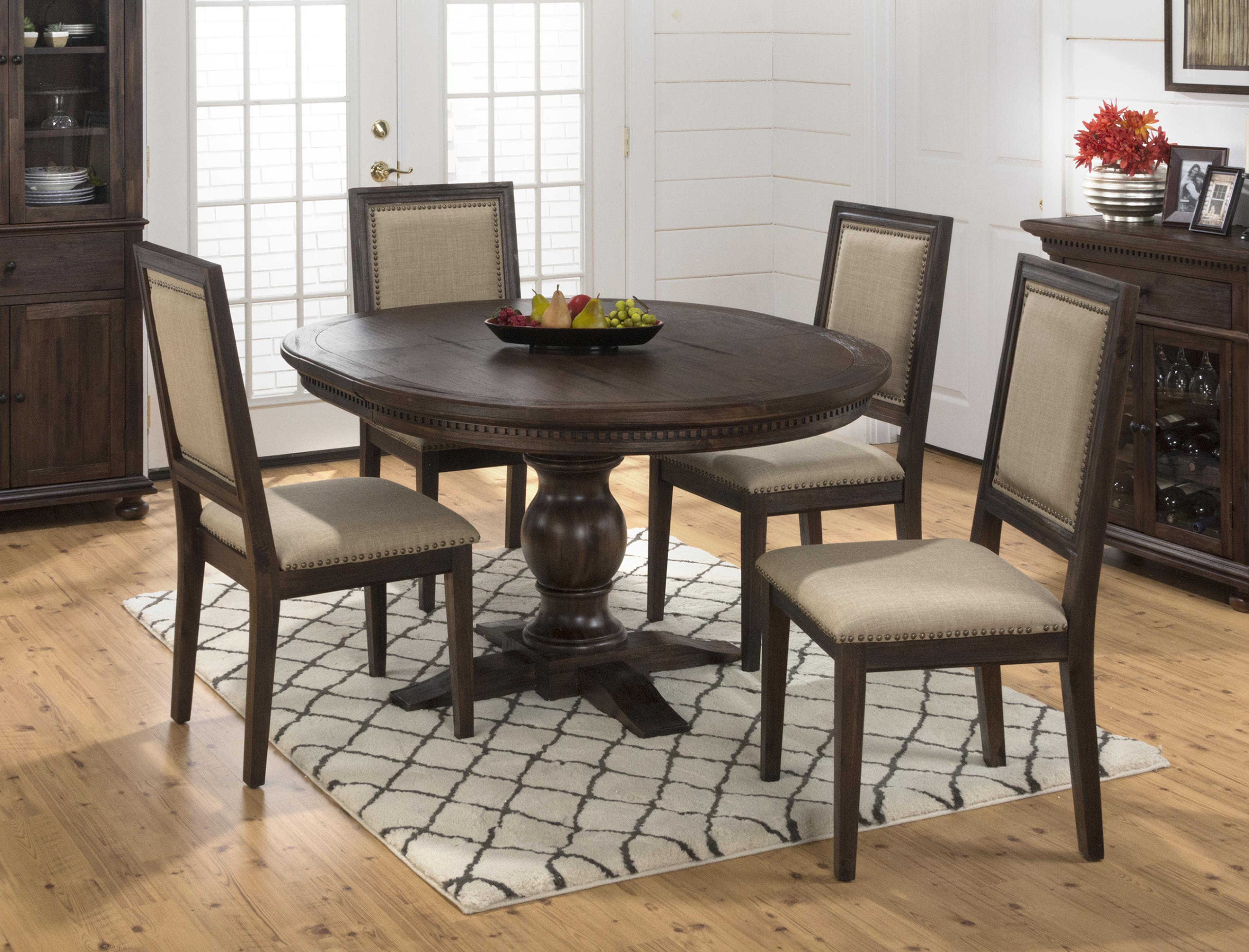 Table and Side Chair Set