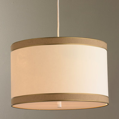 Drum Pendant Lighting & Hanging Lamp Shades - Shades of Light