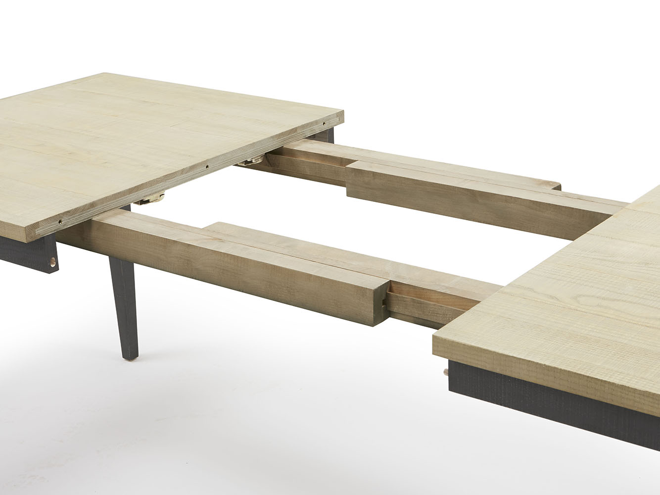 Kernel kitchen table - extending detail