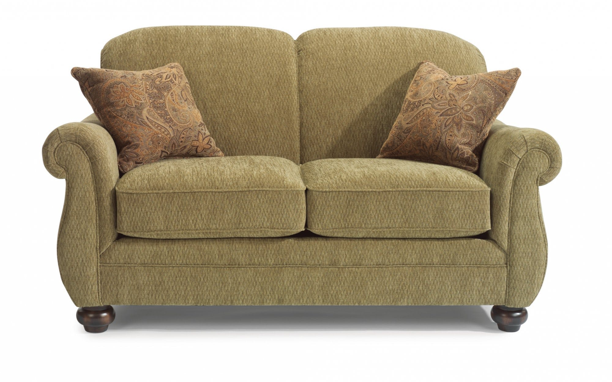 Flexsteel Living Room Fabric Loveseat 5997-20 at Carol House Furniture