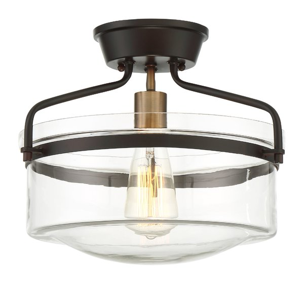 Modern Flush Mount Lighting | AllModern