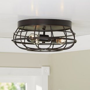 Flush Mount Bedroom Lighting Fixtures