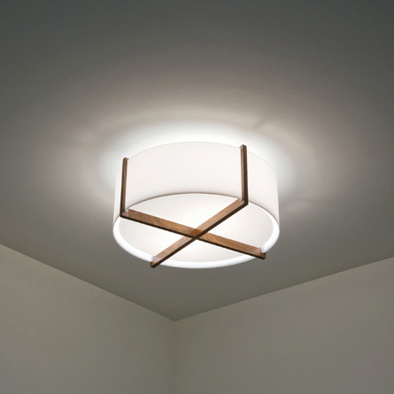 Buy the Plura Flush Mount Ceiling Light by [manufacturer_name]
