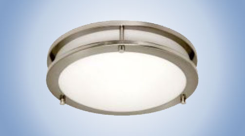 Flush Mount Ceiling Fixtures - MaxLite | MaxLED