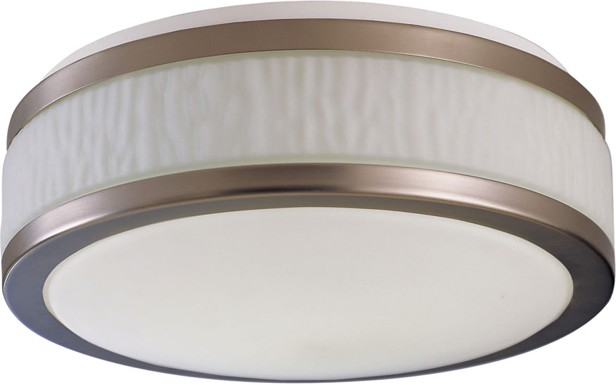AFX FUF162400L30D1SN Fusion Satin Nickel LED 15.5