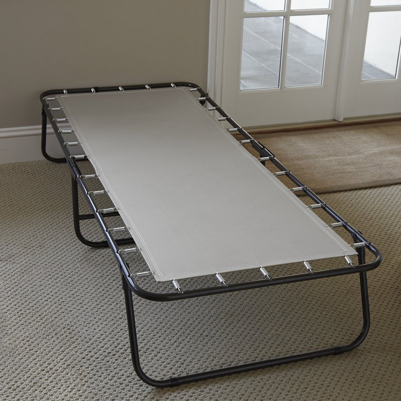 Easy Folding Guest Bed with Mattress