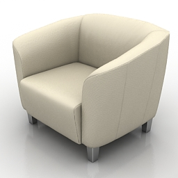Download 3D Armchair