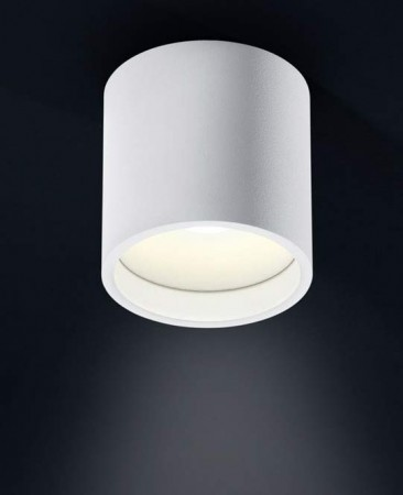 Dora 1 Round LED Ceiling Light by Helestra | Interior-Deluxe
