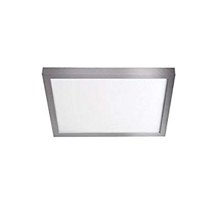Amazon.com: WAC Lighting FM-11SQ-930-BN Led Functional Square