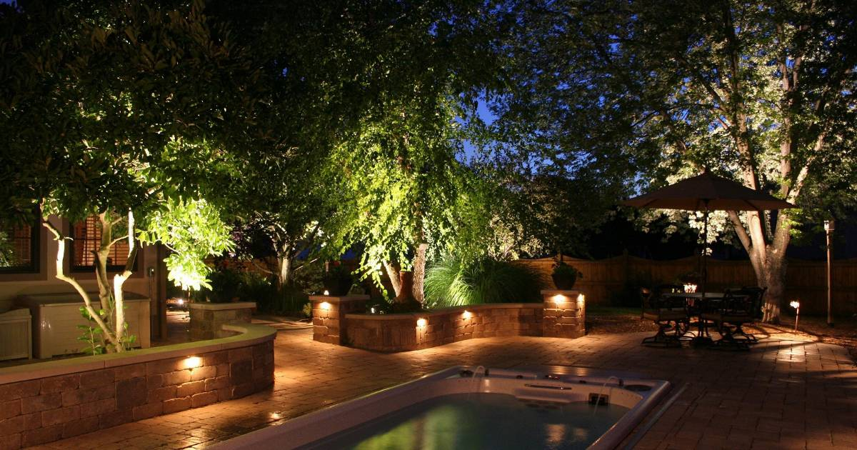 An Introduction to Garden Lighting