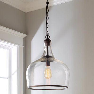 Glass Pendant Lights