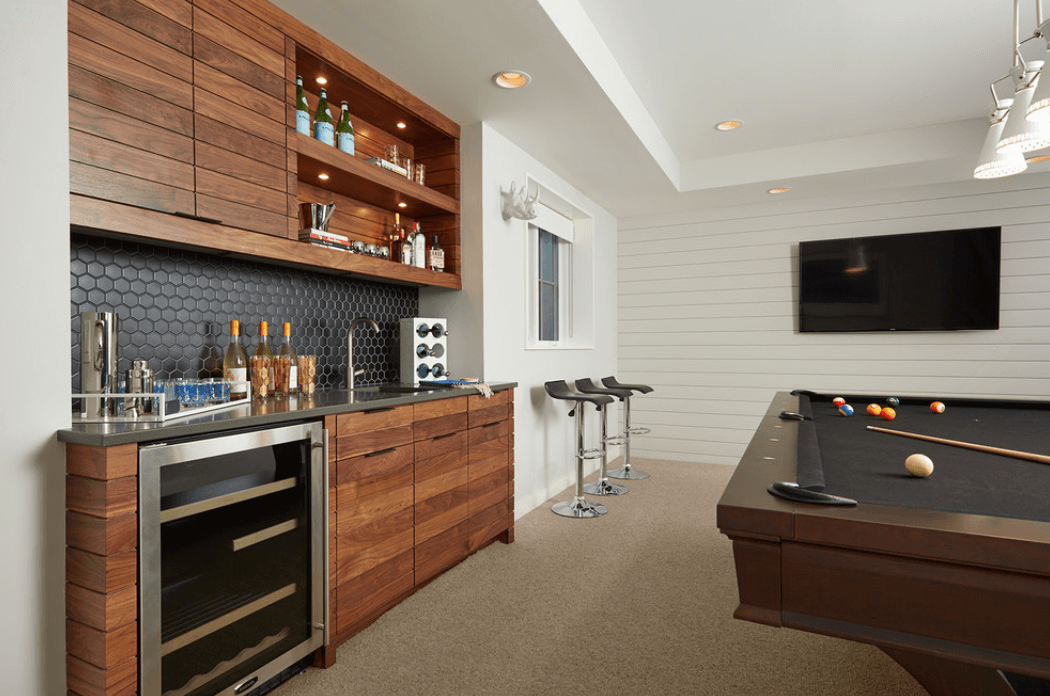 Here are seven home bar ideas to help you get started