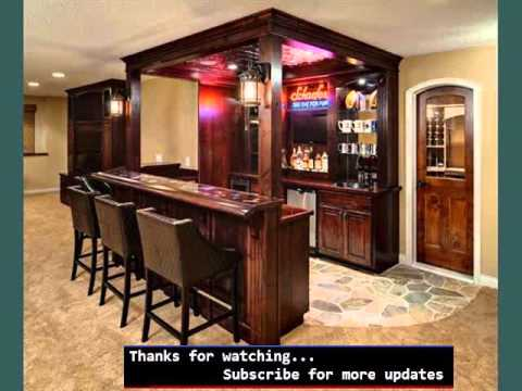 Home Bar Design Ideas, Pictures | Home Bars - YouTube