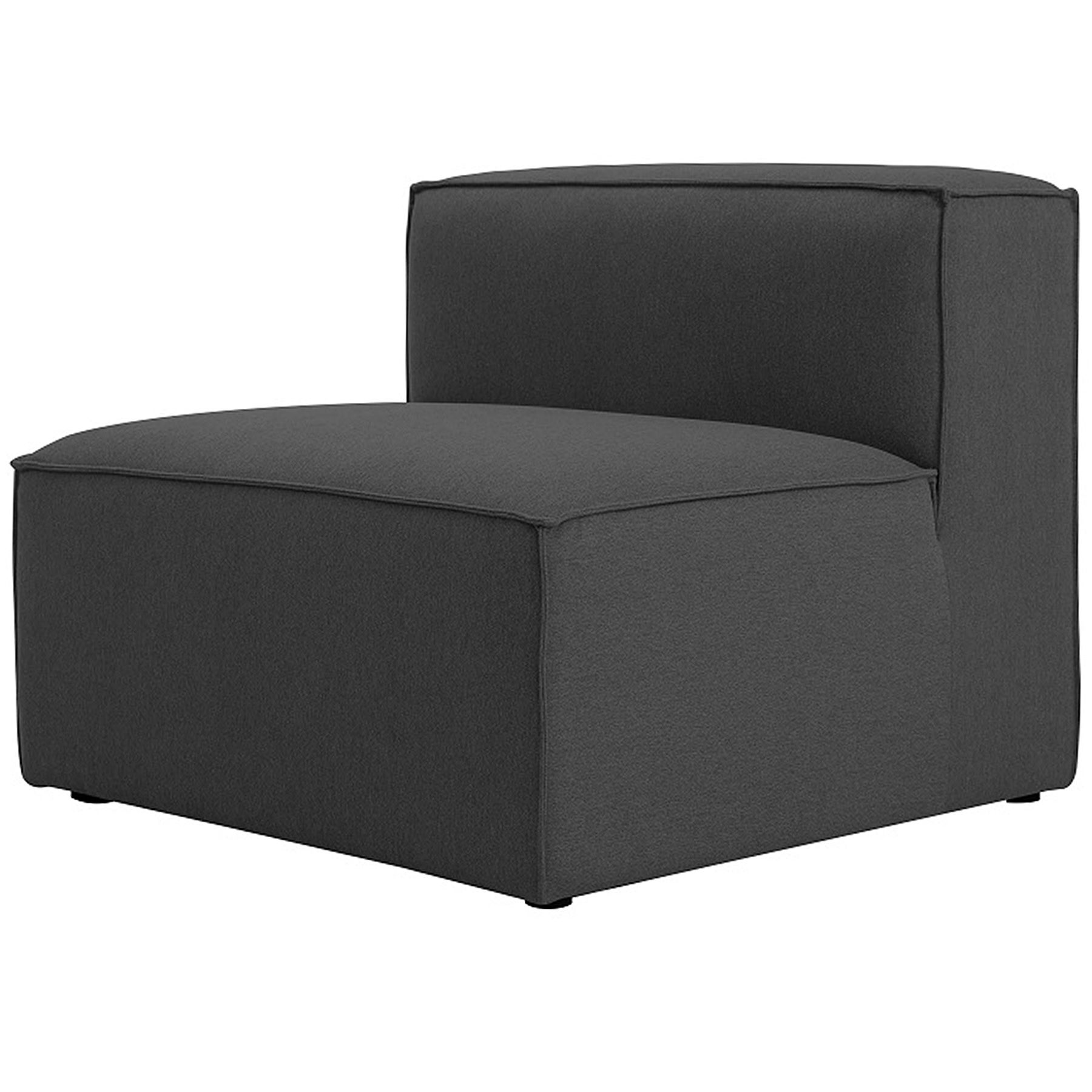 Modular Sofa, Dark Grey