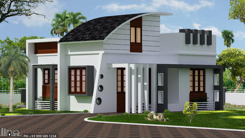 2D/3D Interior And Exterior Design