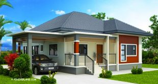 5 Most Beautiful House Designs with Layout and Estimated Cost
