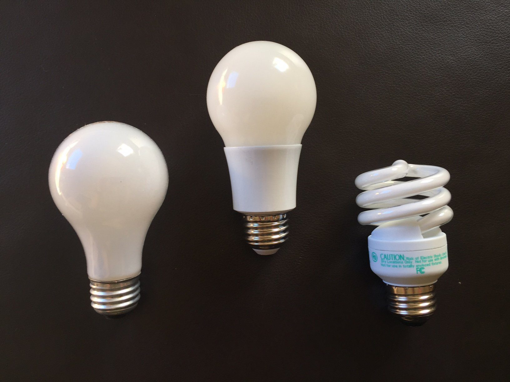 Commentary: Put your incandescent light bulbs in trash today